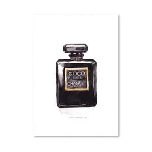 Plakat Chanel, 30x42 cm