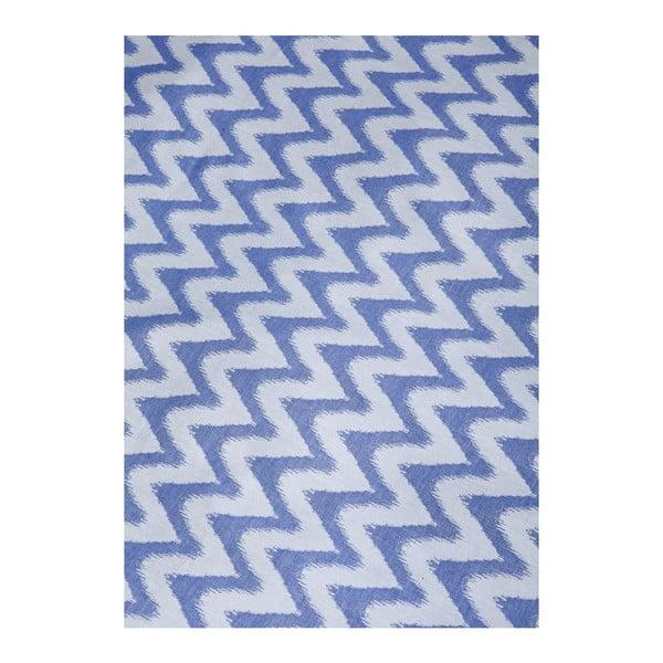 Poszwa na kołdrę Casa Di Bassi Damas Blue, 200x200 cm