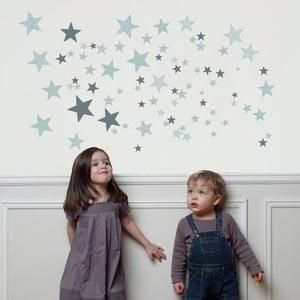 Szara naklejka na ścianę Art For Kids Constellation