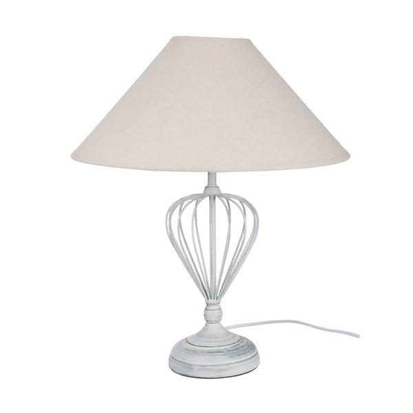 Lampa stołowa Fan White