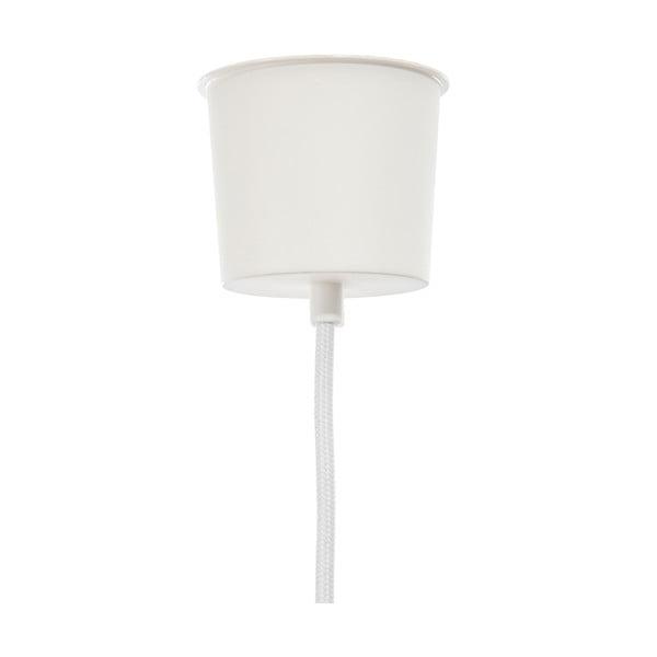 Lampa sufitowa Taupe White Inside