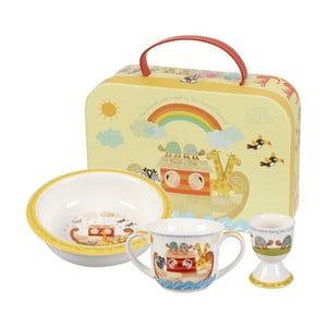 Dziecięcy   Komplet śniadaniowy Churchill Noemova Archa
