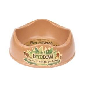Miska dla psa/kota Beco Bowl 26 cm, brązowa