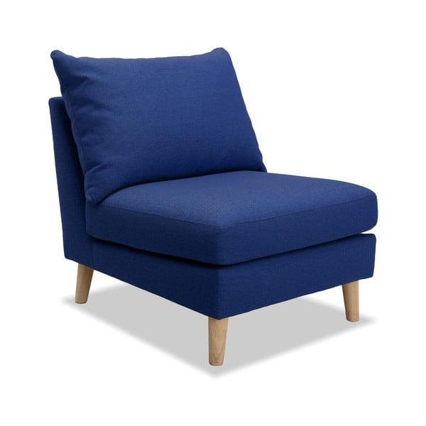 Jasnoturkusowy fotel VIVONITA Liam