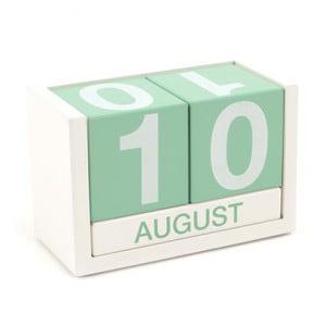 Kalendarz Design Ideas ThreeSixFive Mint