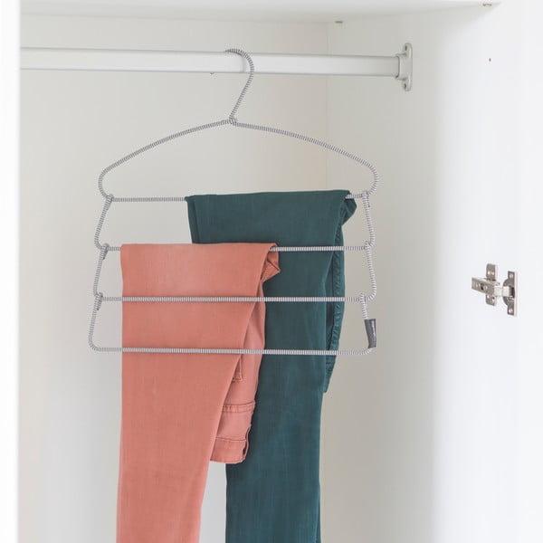 Wieszak na spodnie Brabantia Soft Touch