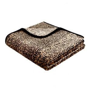Koc Deluxe Leopard, 150x200 cm