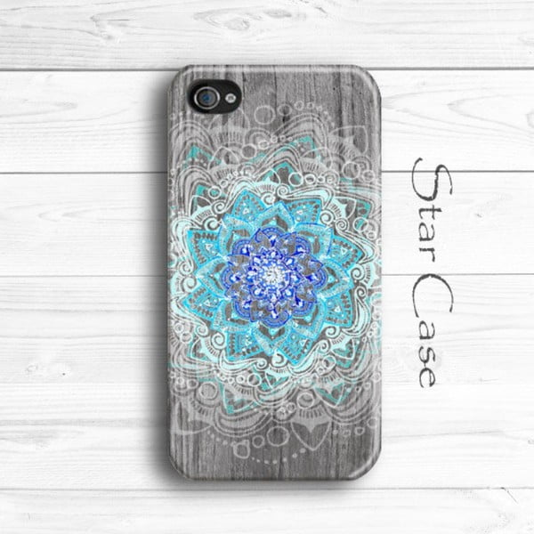 Etui na iPhone 5/5S Wood Mandala