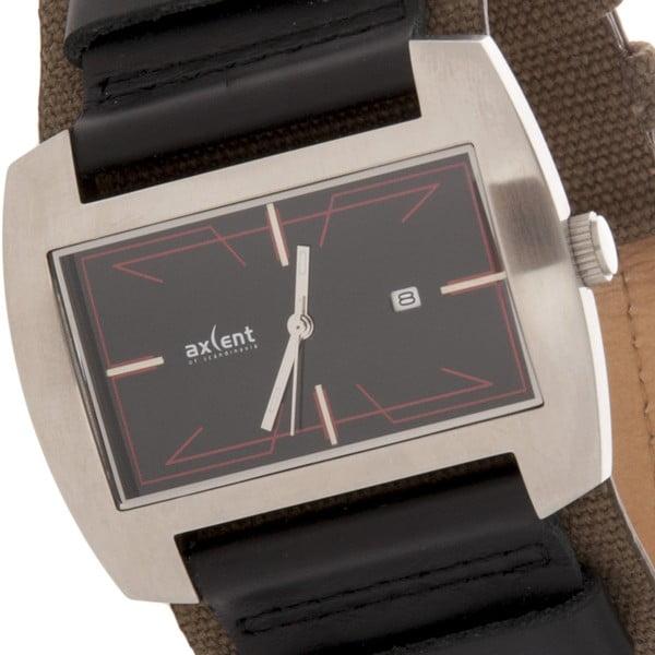 Skórzany zegarek męski Axcent X36041-234