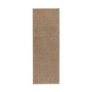 Beżowy chodnik Hanse Home Pure, 80x150cm