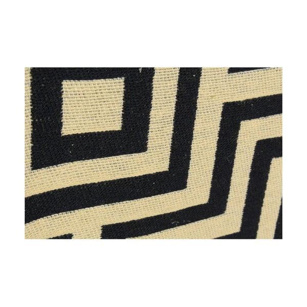 Granatowy dywan Ya Rugs Kare, 60x90cm