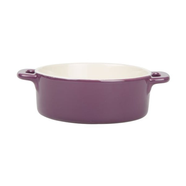 Naczynie do zapiekania Pirofila Mini Purple