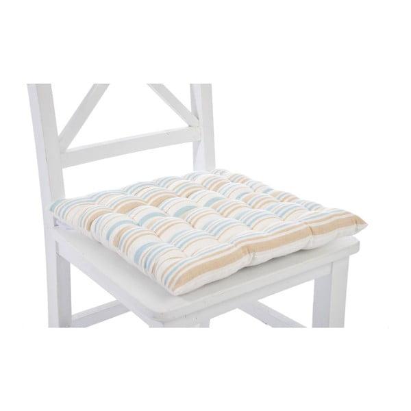 Poduszka na krzesło Stripe Cott, 40x40 cm