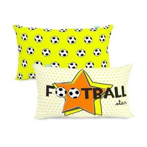 Poszewka na poduszkę Football 50x30 cm