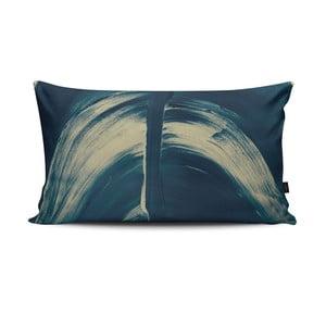 Poduszka Cirdivide Blue Green, 47x28 cm