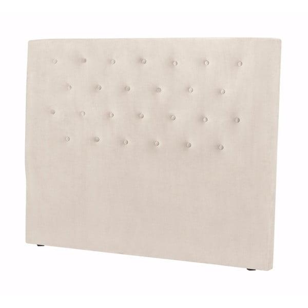 Kremowy zagłówek łóżka Windsor & Co Sofas Astro, 180x120 cm