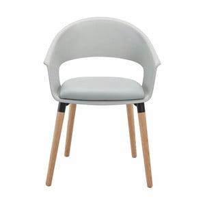 Zestaw 2 szarych krzeseł Støraa Alto