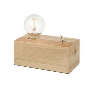 Lampa stołowa z żarówką Unimasa