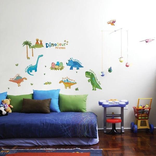 Naklejka Colourful Dino