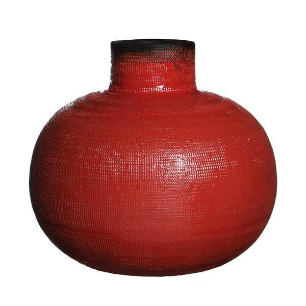 Wazon ceramiczny Latina Orange, 32 cm
