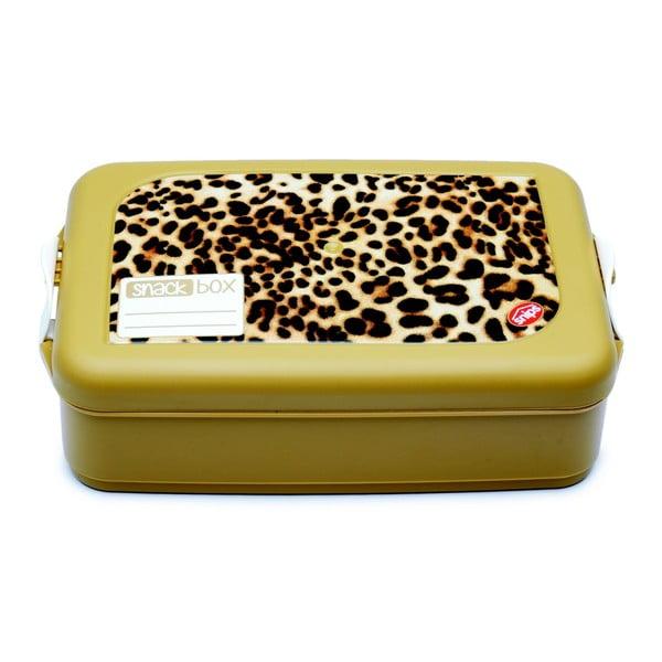 Pojemnik śniadaniowy Snack Leopard
