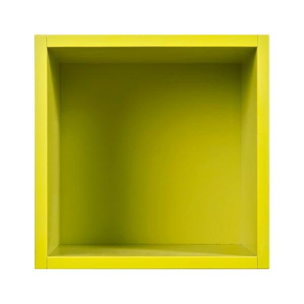 Półeczka (do biblioteczki), zielona