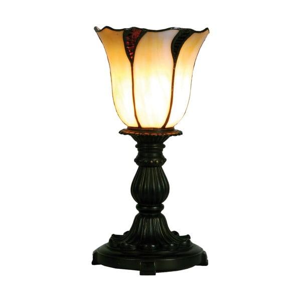 Lampa stołowa Tiffany Lotus