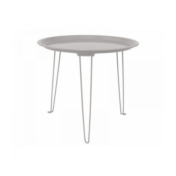 Stolik Mesa Metal, 42x36,5 cm