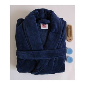Szlafrok Duo Navy, S