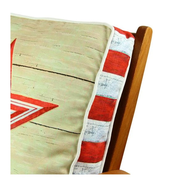 Poduszka z wypełnieniem Grimsby, 42x42 cm