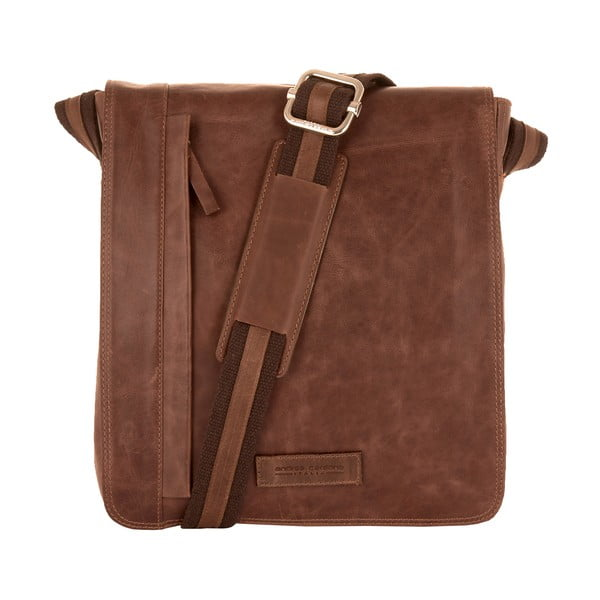 Męska torba Vintage Brown