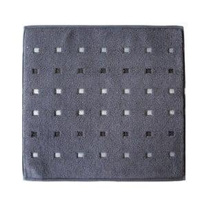 Dywanik łazienkowy Quatro Anthrazit, 50x50 cm