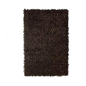 Czarny dywan Velvet, 120x180 cm