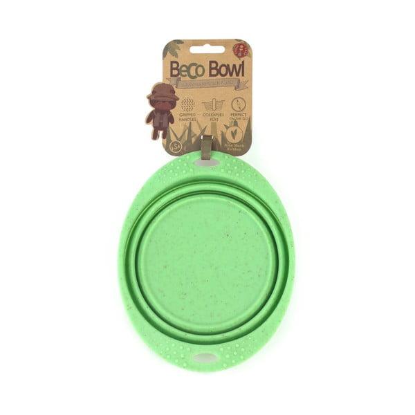 Miska turystyczna Beco Travel Bowl 18.5 cm, zielona