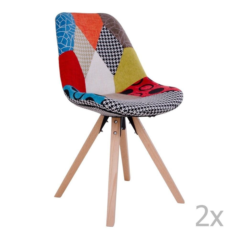 Zestaw 2 krzeseł House Nordic Sanvik