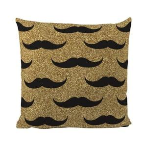 Poduszka Black Shake Set of Moustaches, 50x50 cm