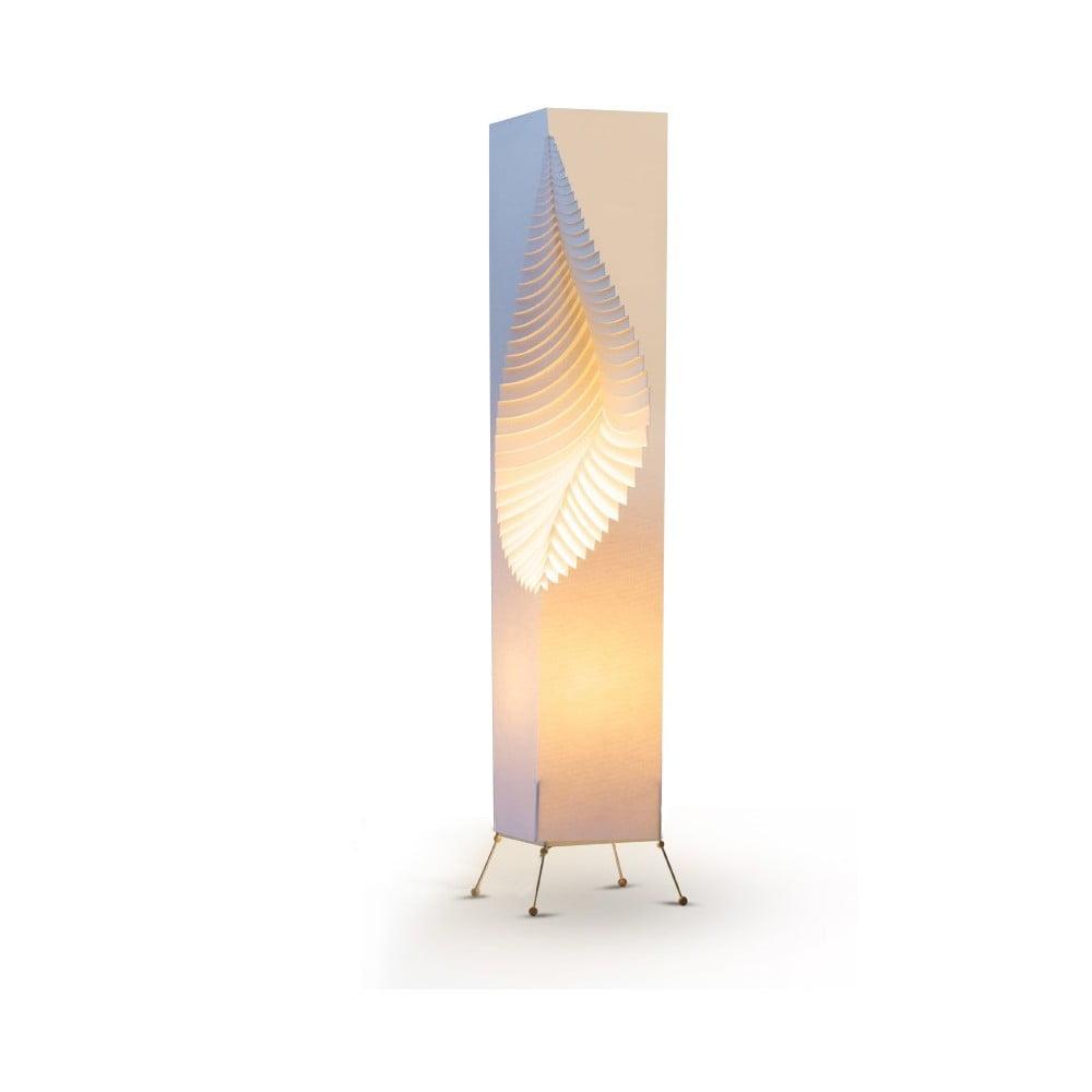 Lampa dekoracyjna MooDoo Design Leaf, wys. 110 cm