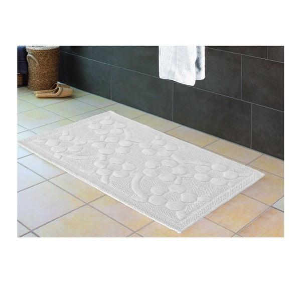 Mata łazienkowa Papatya White, 60x100 cm