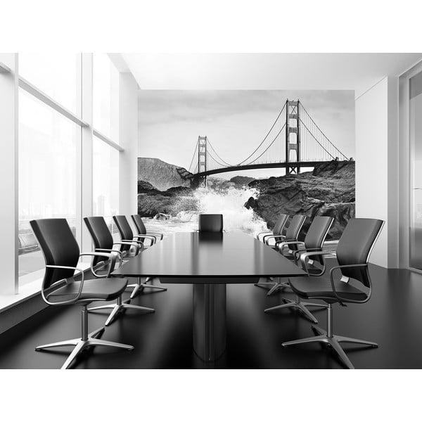 Tapeta wielkoformatowa Golden Gate, 366x254 cm