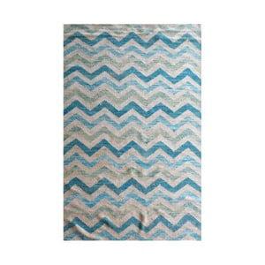 Ręcznie tkany dywan Kilim 234, 155x240 cm
