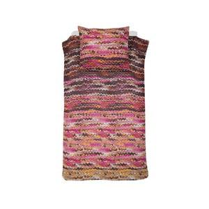 Pościel Valverde Pink, 140x200 cm