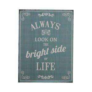 Tablica Bright Side, 40x30 cm