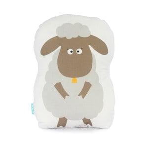 Dziecięca poduszka bawełniana Baleno Little Sheep, 40x30 cm