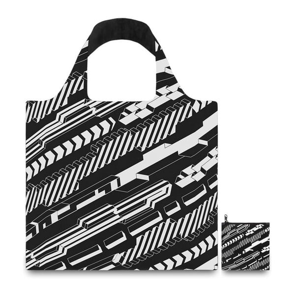 Składana torba na zakupy Block Uberpup