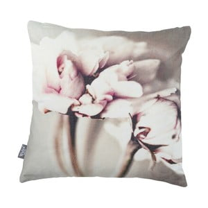 Różowoszara poduszka Walra Magnus, 45x45 cm