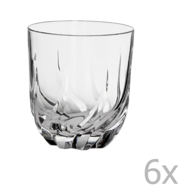 Komplet 6 szklanek na whiskey Crystal Bettina