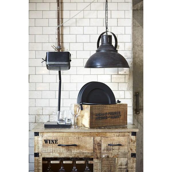 Drewniana skrzynka Factory