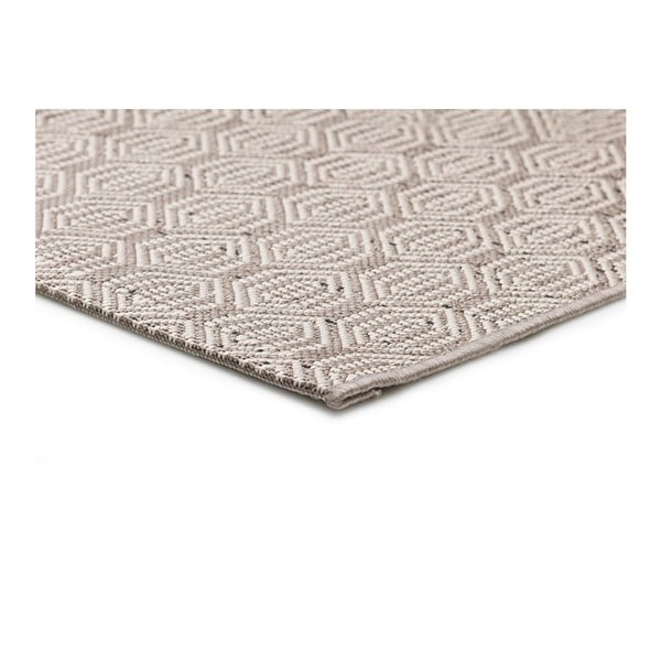 Beżowy dywan Universal Stone Beig Creme, 120x170cm