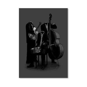 Plakat Les Invisibles, 30x42 cm
