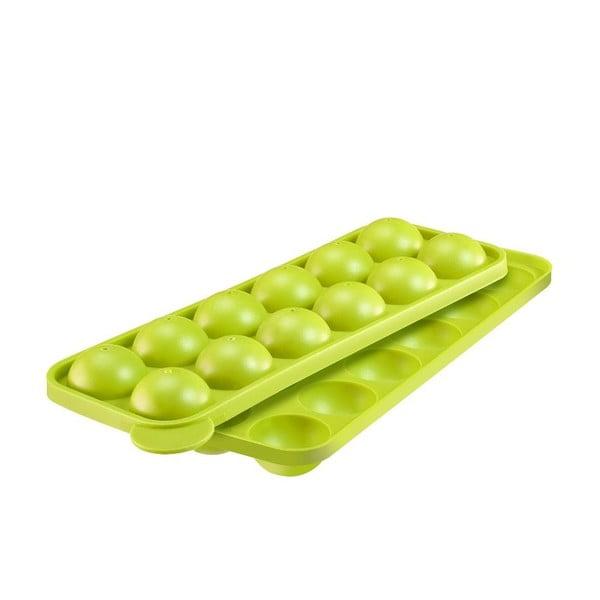 Silikonowa forma na pop cakes, zielona